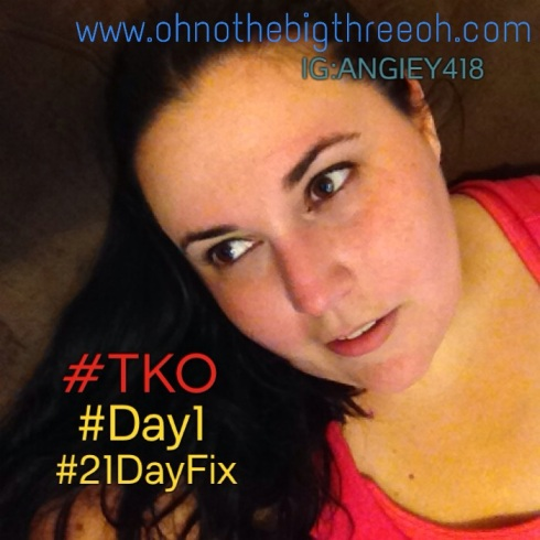 21 Day Fix TKO