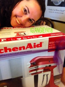 Angie - Kitchenaid