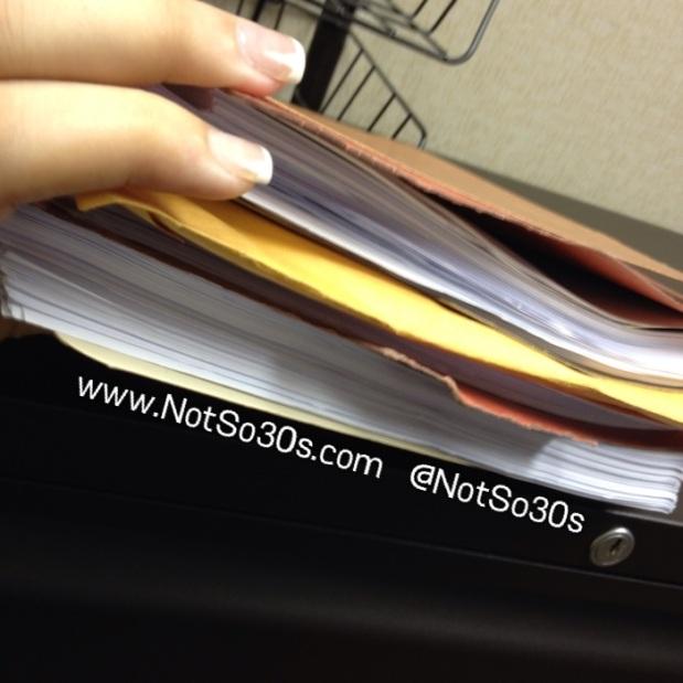NotSo30s - Casa Folder