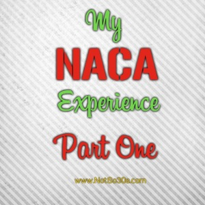NACA Part One